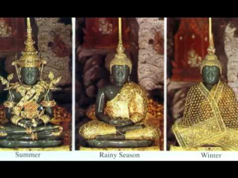 The Story of Emerald Buddha