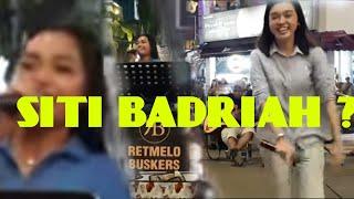 sangkakan Siti Badriah.... muka mirip sangat....(Lagi syantik)
