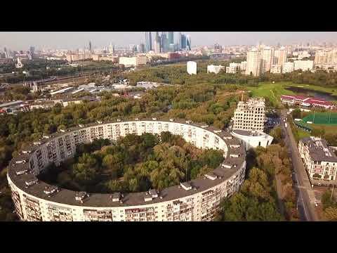 Москва. Живописный мост