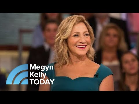 Edie Falco On 'The Land Of Steady Habits' And Her Memorable Roles  Megyn Kelly TODAY