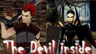The Devil inside game CZ dabing (year 2000)