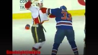 Top 10 NHL Knockouts