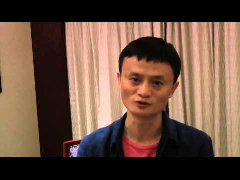 Jack Ma interview