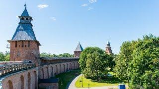 Пять причин поехать в Великий Новгород