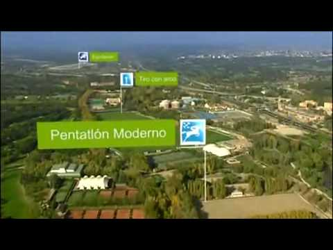 Madrid 2020 - Olympic Games - Candidate City