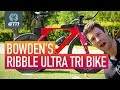 Adam Bowden's Ribble Ultra Tri Bike | The Fastest Bike You've Never Heard Of!