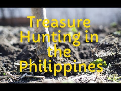 Treasure Hunting In The Philippines