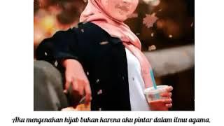 Story wa cewek berhijab