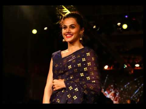 Taapsee Pannu Unveils The Forevermark Collection in Mumbai