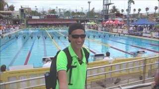 David Natación - Campeonatos De España - CN Metropole - VideoClip, 1/4.07.16
