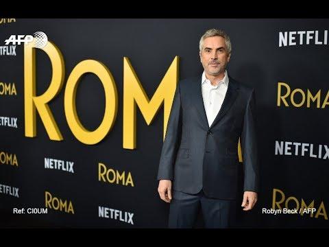 Roma de Alfonso Cuarón gana el Goya por mejor película iberoamericana