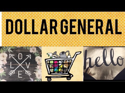 Dollar General Grand Opening!