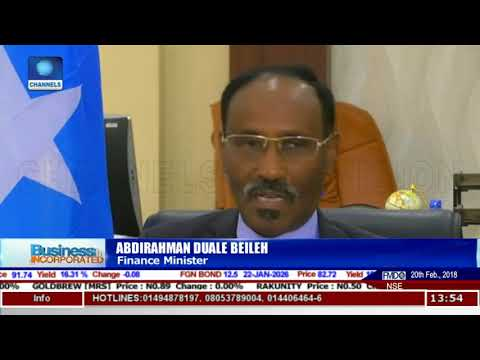 Somalia Govt Steps Up Tax Collection from Businesses |Business Incorporated|