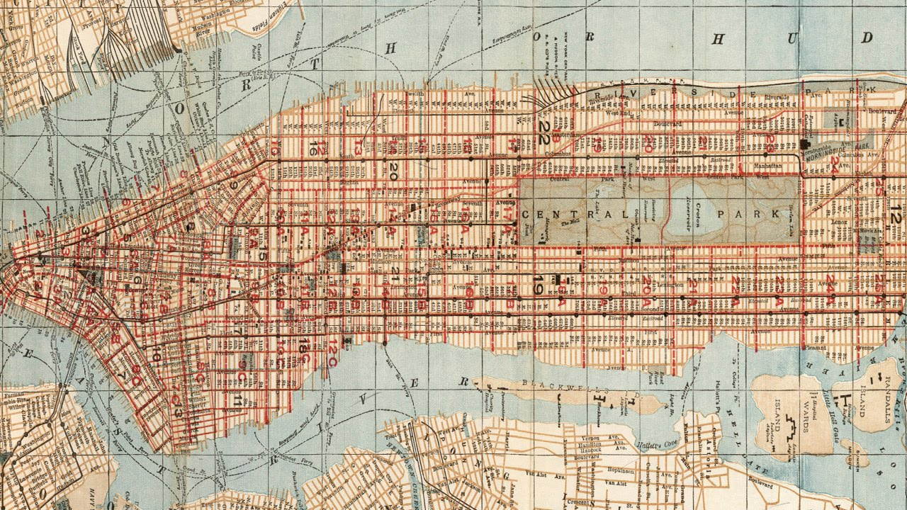 New York City Historical Geography  YouTube - New york map geography