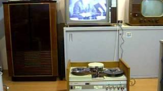 Philips EL3400 open reel video
