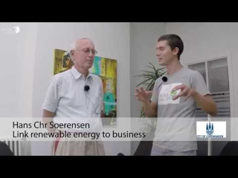 Renewable energy - Cooperative for wind energy projects – Copenhagen