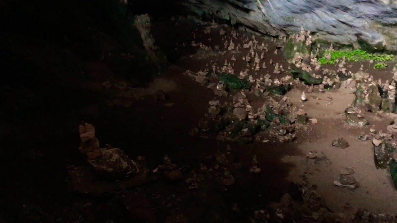 ရေသ့ပ်ံဂူ YaThayePyan cave, Karen state, Myanmar 5/1/2018