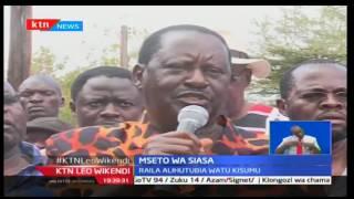 KTN Leo: Mseto wa siasa - Wanasiasa wamekuwa katika harakati gani wiki hii?