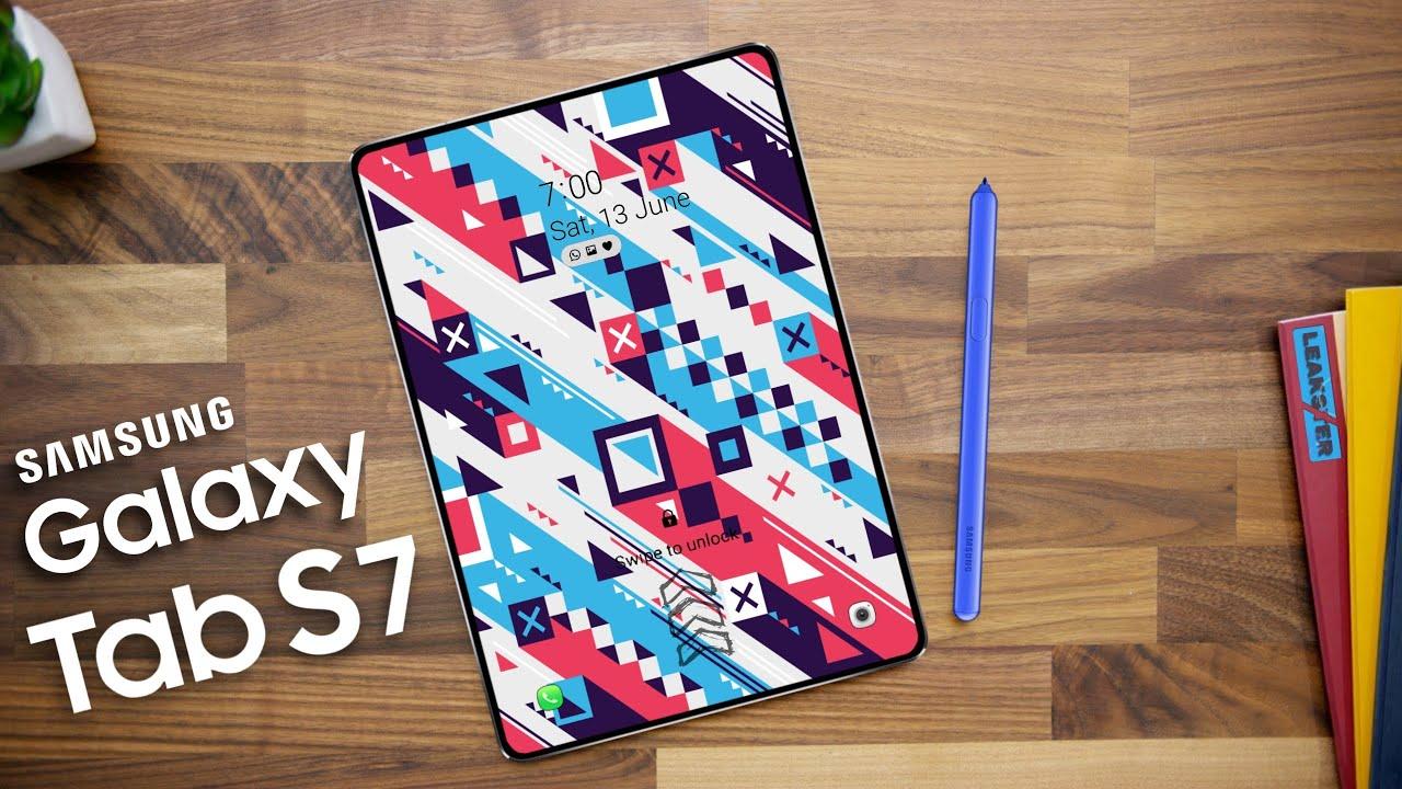 Samsung Galaxy Tab S7 The Ipad Killer Youtube