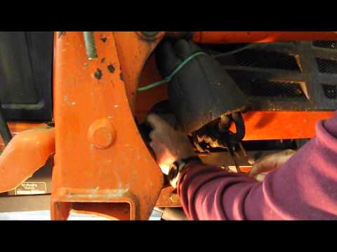 DIY - How to Change Your Kubota Tractor Oil and Filter
