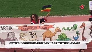#ODTÜ'LÜ ÖĞRENCİLER TUTUKLANDI