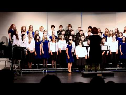 "Creekside Middle School's Choir performing Toto's ""Africa"""