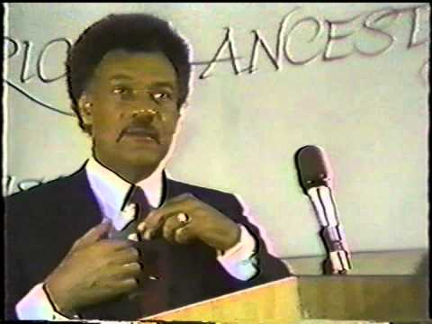 Dr. Ivan Van Sertima | Blacks in Science