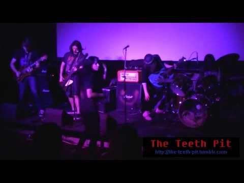 Concrete Lips - Live @ EarCandy #11 (New Globe Theatre, Brisbane 31-12-2015)