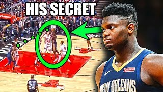 NOBODY is Noticing THIS O nas Zion Williamson In The NBA Preseason (Ft. Lonzo Ball, Dunks, IQ)