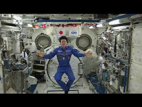 Space Station Astronauts speak with Fukui Prefecture