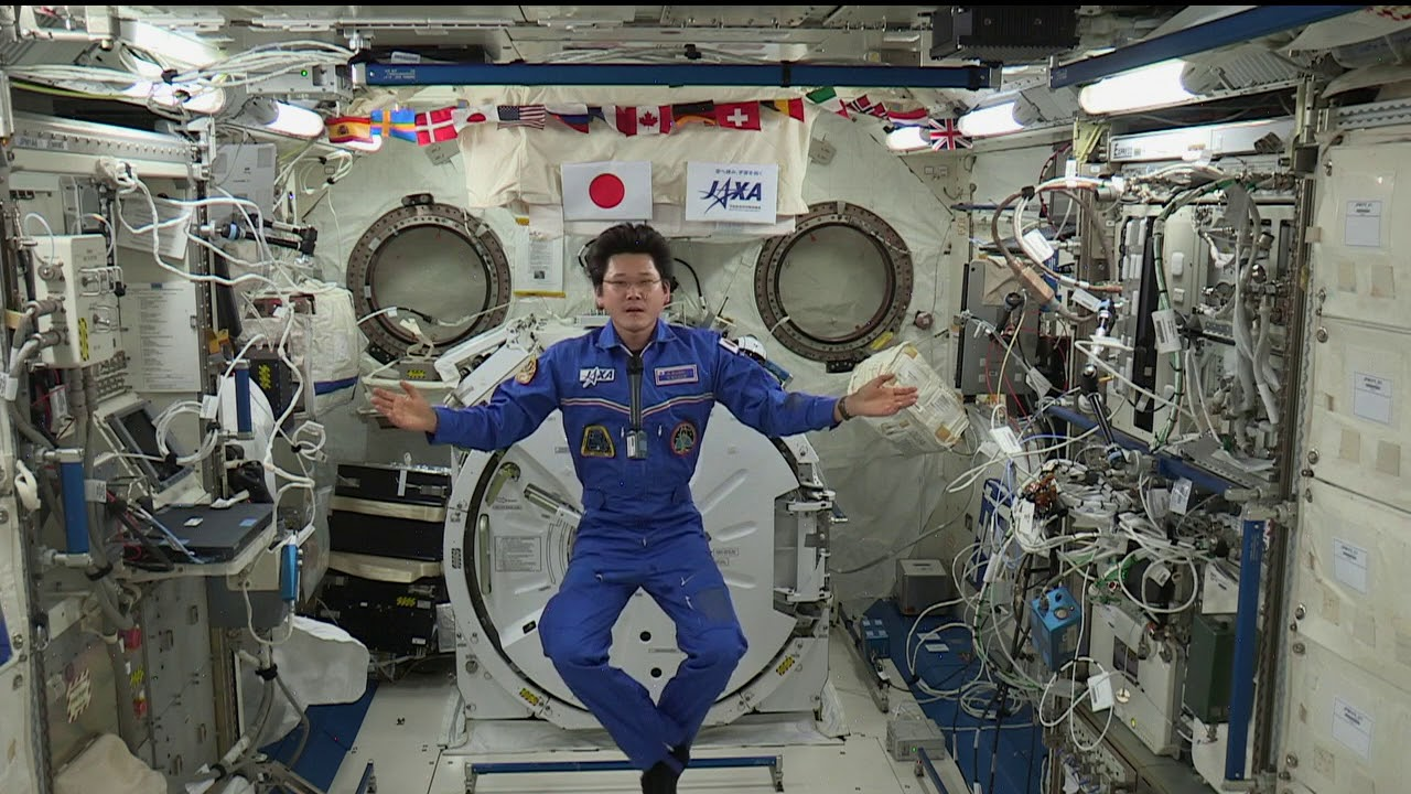astronauts on international space station today - photo #2