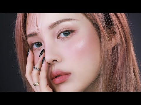 Natural Mauve Makeup (With.subs) 내추럴 모브 메이크업