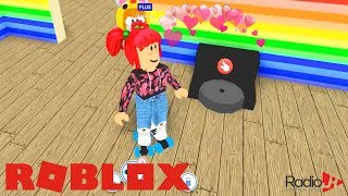 I Have A ROOMBA! Roblox Meep City