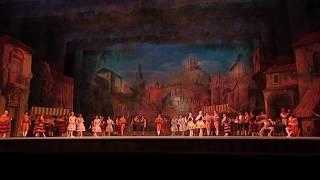 """Don Quixote"". The 6th International Ballet Festival in the Kremlin. ""Дон Кихот""."