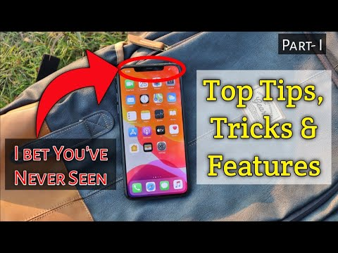 Iphone 11/11pro+ios13 Hidden Tips,Tricks And Best Features | Top Best Features Of Iphone 11 | Iphone