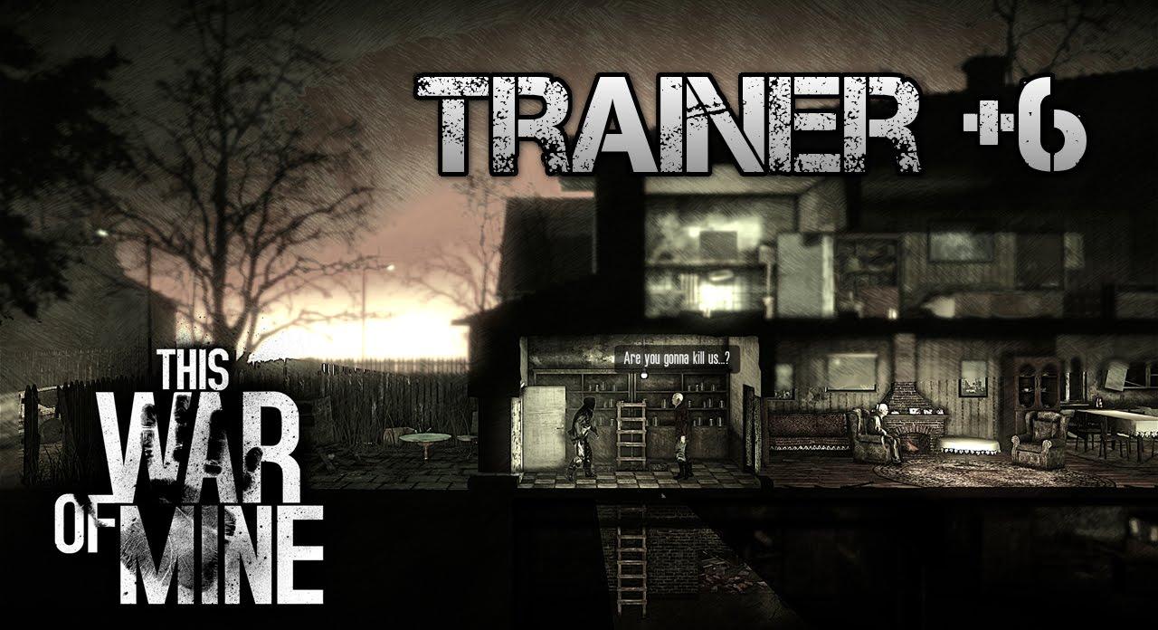 this war of mine trainer