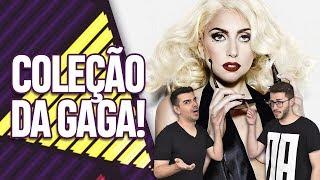 NOSSA COLEÇÃO DE CDS, LIVROS E COISINHAS DA LADY GAGA! | Virou Festa