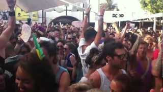 SIT DOWN w/ Kerri Chandler @ DC10 Ibiza Circoloco Opening Party 2012 and mobile flying! Thumbnail