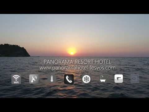 HOTEL PANORAMA RESORT - PETRA LESVOS GREECE
