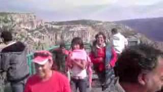 Viaje a la Sierra Tarahumara