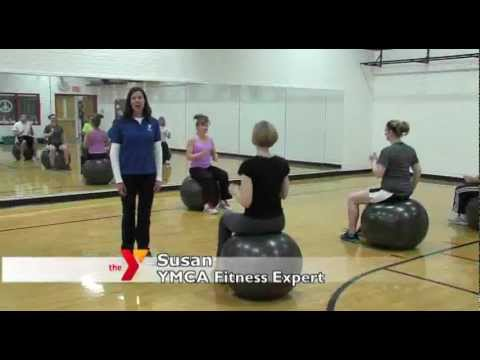 YMCA Group Fitness Classes