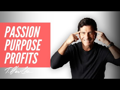 Passion, Purpose and Profits