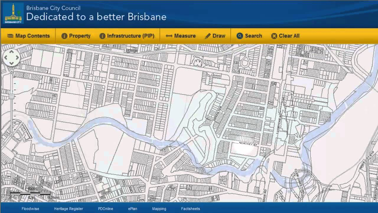 brisbane city council planning guideline