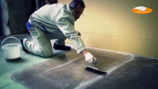 Profesionální renovace betonových podlah.