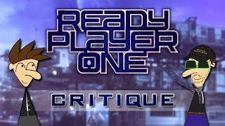 CRITIQUE de READY PLAYER ONE (spoilers) feat. Le Marque-Page