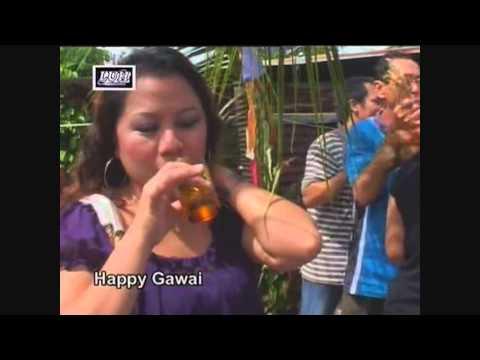 Pulai Nyambut Gawai