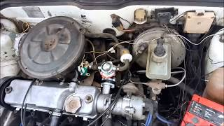 видео Как заправлять автомобиль ВАЗ-2109, ВАЗ-2108.