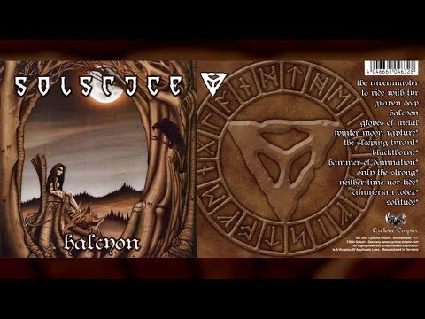 "SOLSTICE ""Halcyon"" [Full Mini-Album] [2007 Reissue]"