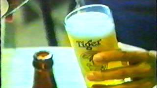 Tiger Beer TVC - Earthquake (1973)