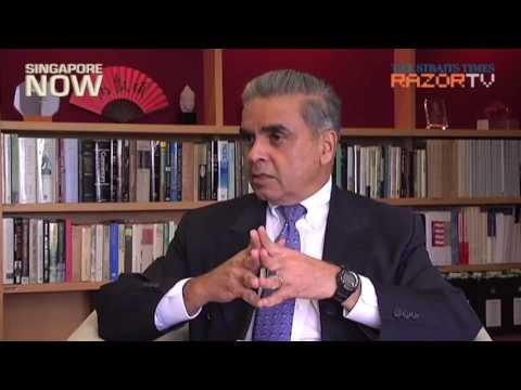 Singapore undergoing a major metamorphosis: Kishore Mahbubani